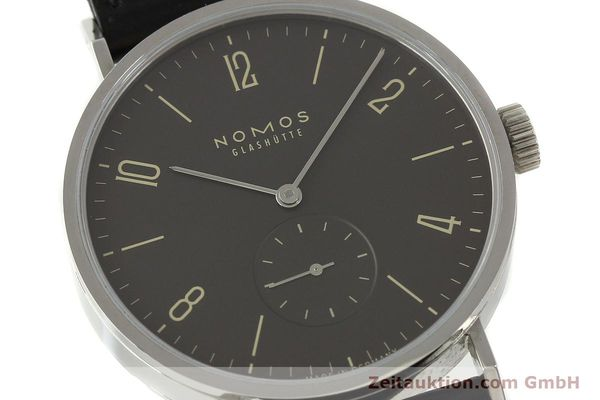 Used luxury watch Nomos Tangomat steel automatic Kal. Epsilon 9935  | 150737 02