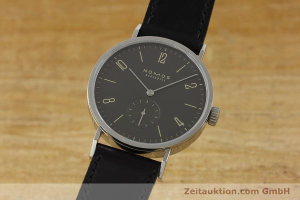 Used luxury watch Nomos Tangomat steel automatic Kal. Epsilon 9935  | 150737 04
