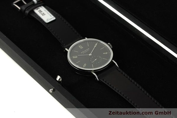 Used luxury watch Nomos Tangomat steel automatic Kal. Epsilon 9935  | 150737 07