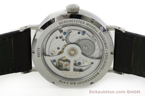 Used luxury watch Nomos Tangomat steel automatic Kal. Epsilon 9935  | 150737 09