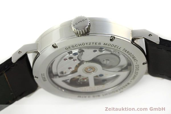 Used luxury watch Nomos Tangomat steel automatic Kal. Epsilon 9935  | 150737 11