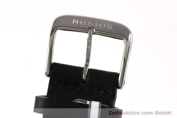 Used luxury watch Nomos Tangomat steel automatic Kal. Epsilon 9935  | 150737 12