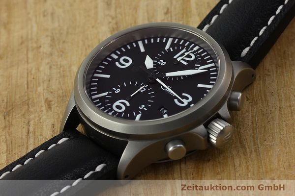 Used luxury watch Sinn 756 chronograph steel automatic Kal. ETA 7750 Ref. 756.2766  | 150741 01