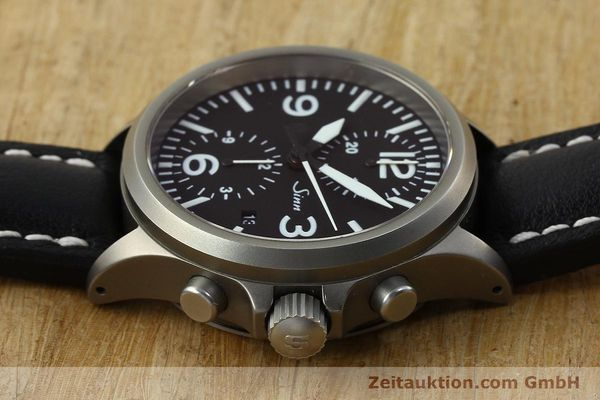 Used luxury watch Sinn 756 chronograph steel automatic Kal. ETA 7750 Ref. 756.2766  | 150741 05
