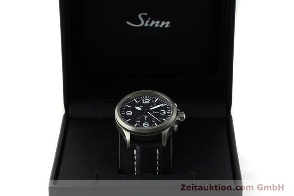 Used luxury watch Sinn 756 chronograph steel automatic Kal. ETA 7750 Ref. 756.2766  | 150741 07
