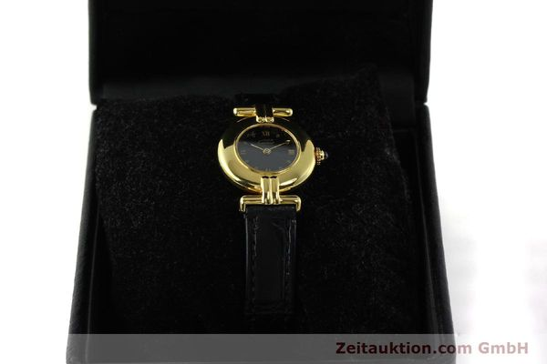 Used luxury watch Cartier Vermeil silver-gilt quartz Kal. 90  | 150742 07