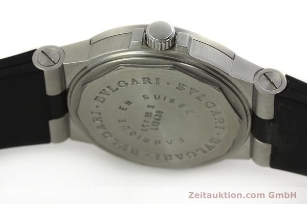 Used luxury watch Bvlgari Diagono steel automatic Kal. TEEA 220 Ref. LCV35S  | 150744 08