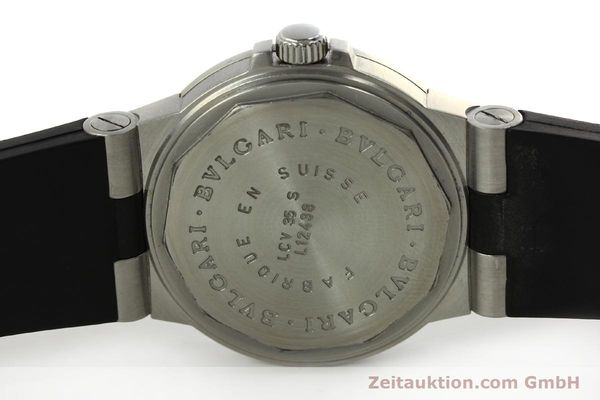 Used luxury watch Bvlgari Diagono steel automatic Kal. TEEA 220 Ref. LCV35S  | 150744 09