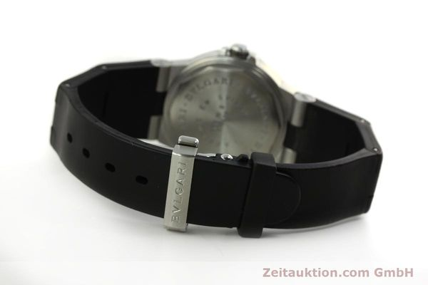 Used luxury watch Bvlgari Diagono steel automatic Kal. TEEA 220 Ref. LCV35S  | 150744 11