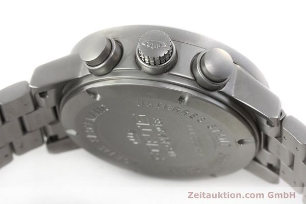 Used luxury watch Fortis Spacematic chronograph steel automatic Kal. ETA 7750 Ref. 625.22.141  | 150755 12