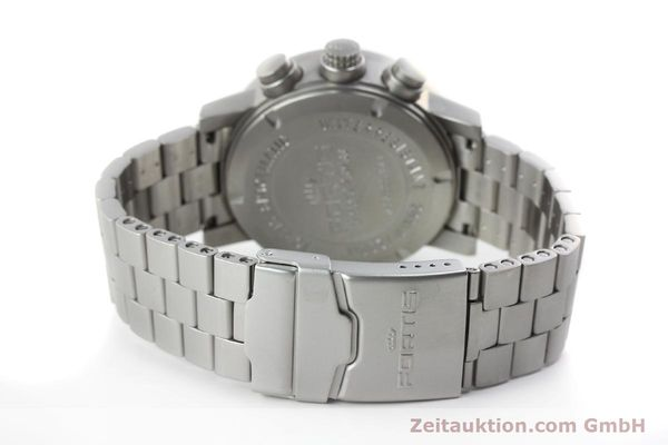 Used luxury watch Fortis Spacematic chronograph steel automatic Kal. ETA 7750 Ref. 625.22.141  | 150755 13