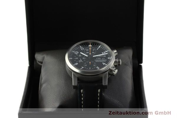 Used luxury watch Fortis Spacematic chronograph steel automatic Kal. ETA 7750 Ref. 625.22.141  | 150759 07