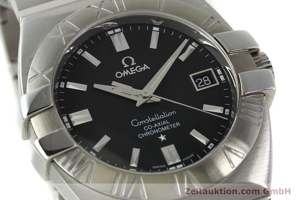 Used luxury watch Omega Constellation steel automatic Kal. 2500  | 150770 02