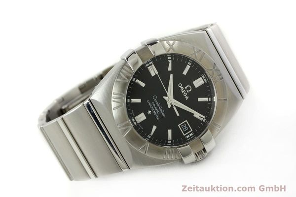 Used luxury watch Omega Constellation steel automatic Kal. 2500  | 150770 03