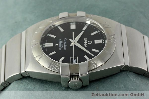 Used luxury watch Omega Constellation steel automatic Kal. 2500  | 150770 05