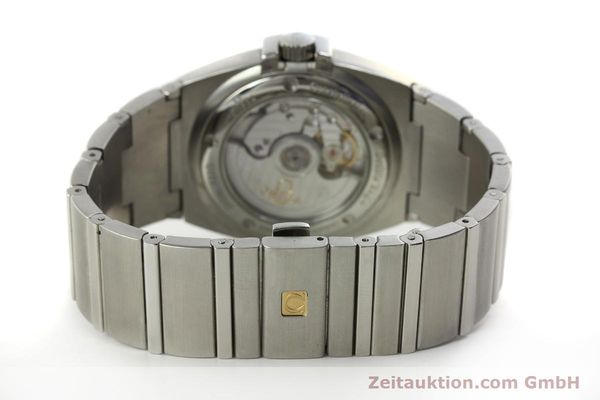 Used luxury watch Omega Constellation steel automatic Kal. 2500  | 150770 11