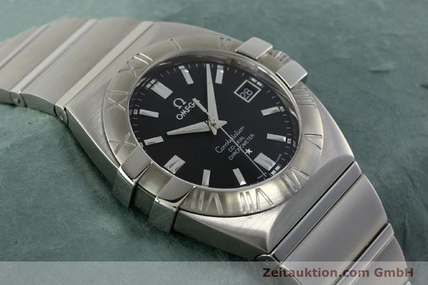 Used luxury watch Omega Constellation steel automatic Kal. 2500  | 150770 14