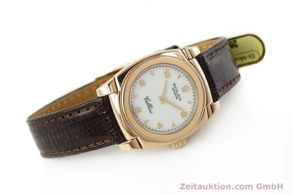 Used luxury watch Rolex Cellini 18 ct gold manual winding Kal. 1602 Ref. A841271  | 150773 03