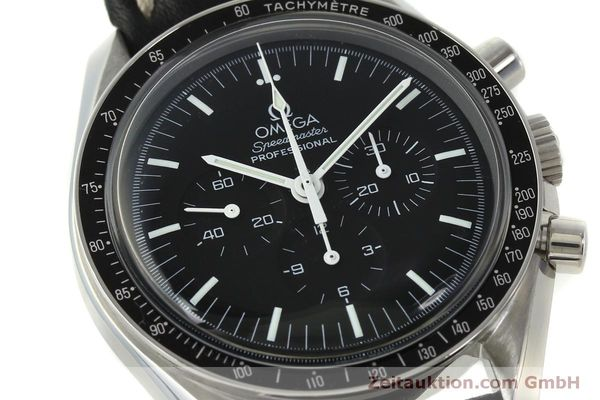Used luxury watch Omega Speedmaster chronograph steel manual winding Kal. 1861  | 150780 02