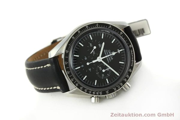 Used luxury watch Omega Speedmaster chronograph steel manual winding Kal. 1861  | 150780 03
