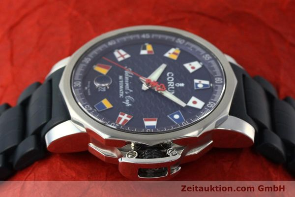 Used luxury watch Corum Admirals Cup steel automatic Kal. ETA 2892A2 Ref. 082.833.20  | 150781 05