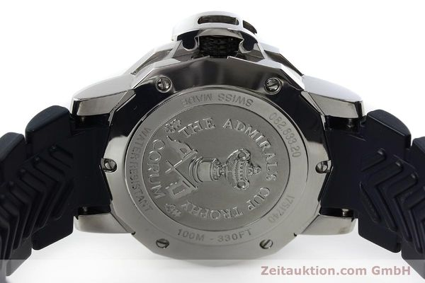 Used luxury watch Corum Admirals Cup steel automatic Kal. ETA 2892A2 Ref. 082.833.20  | 150781 09