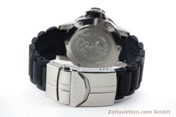 Used luxury watch Corum Admirals Cup steel automatic Kal. ETA 2892A2 Ref. 082.833.20  | 150781 12