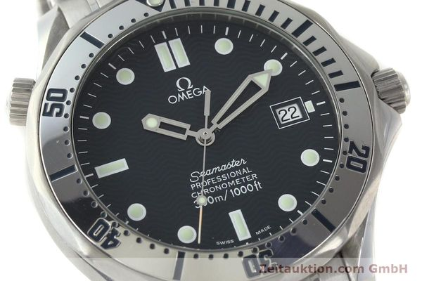 Used luxury watch Omega Seamaster steel automatic Kal. 1120 Ref. 25328000  | 150788 02