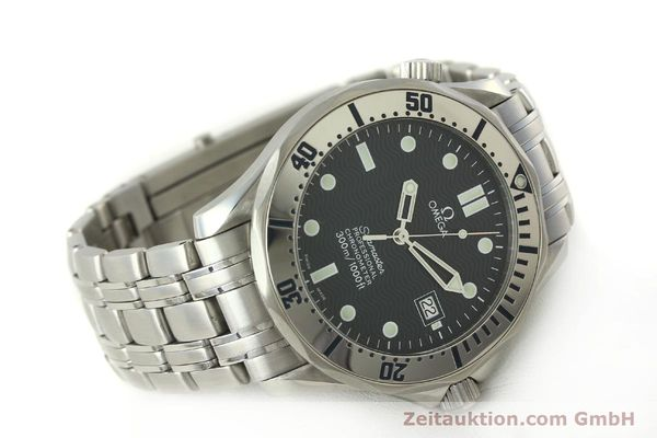 Used luxury watch Omega Seamaster steel automatic Kal. 1120 Ref. 25328000  | 150788 03