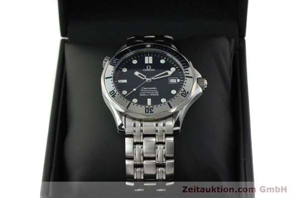 Used luxury watch Omega Seamaster steel automatic Kal. 1120 Ref. 25328000  | 150788 07