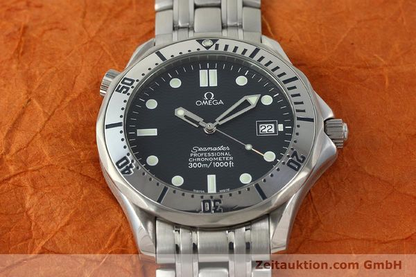 Used luxury watch Omega Seamaster steel automatic Kal. 1120 Ref. 25328000  | 150788 18