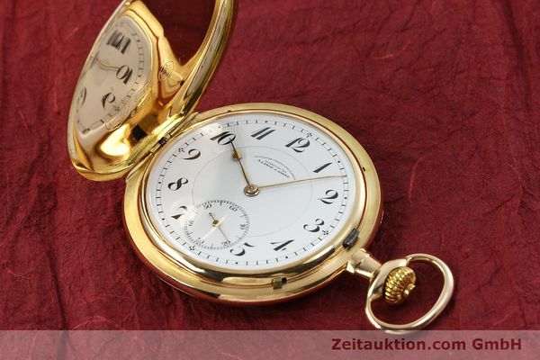 Used luxury watch A. Lange & Söhne DUF 14 ct yellow gold manual winding Kal. 43  | 150795 01