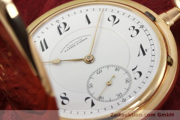 Used luxury watch A. Lange & Söhne DUF 14 ct yellow gold manual winding Kal. 43  | 150795 02