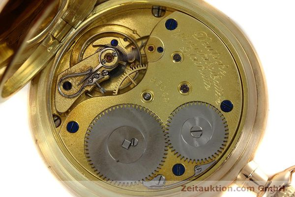 Used luxury watch A. Lange & Söhne DUF 14 ct yellow gold manual winding Kal. 43  | 150795 10