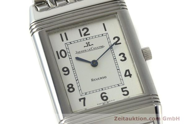 Used luxury watch Jaeger Le Coultre Reverso steel manual winding Kal. 846 Ref. 250.8.86  | 150803 02