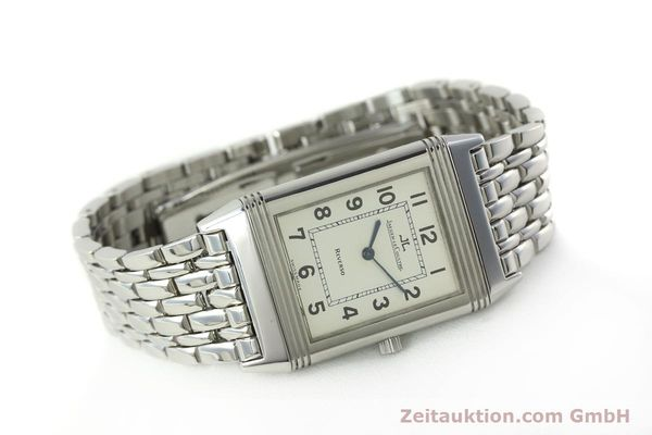 Used luxury watch Jaeger Le Coultre Reverso steel manual winding Kal. 846 Ref. 250.8.86  | 150803 03