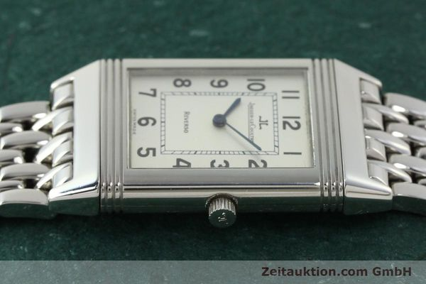 Used luxury watch Jaeger Le Coultre Reverso steel manual winding Kal. 846 Ref. 250.8.86  | 150803 05