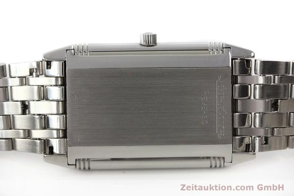 Used luxury watch Jaeger Le Coultre Reverso steel manual winding Kal. 846 Ref. 250.8.86  | 150803 09
