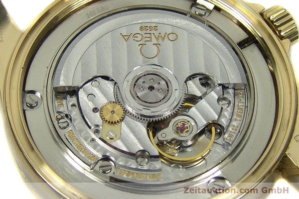 Used luxury watch Omega De Ville 18 ct gold automatic Kal. 2628A Ref. 46338033  | 150807 11