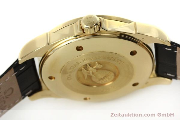 Used luxury watch Omega De Ville 18 ct gold automatic Kal. 2628A Ref. 46338033  | 150807 12