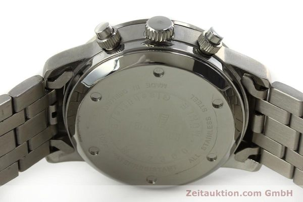 Used luxury watch Mühle Sport Chronograph chronograph steel automatic Kal. ETA 7750 Ref. M12300  | 150814 10