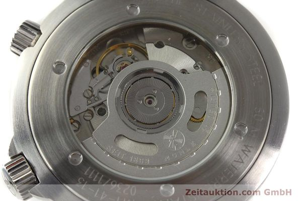 Used luxury watch Mühle Global-Timer  steel automatic Kal. ETA 2893-2 Ref. M1-41-13  | 150815 10