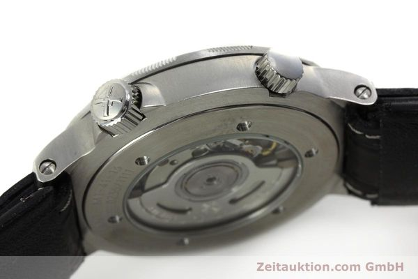 Used luxury watch Mühle Global-Timer  steel automatic Kal. ETA 2893-2 Ref. M1-41-13  | 150815 11
