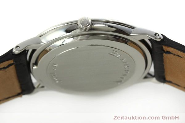 Used luxury watch Blancpain Villeret steel manual winding Kal. 21  | 150820 08