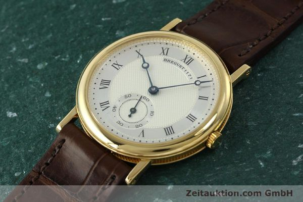 Used luxury watch Breguet Classique 18 ct gold manual winding Kal. 818/4 Ref. 1171A  | 150821 01