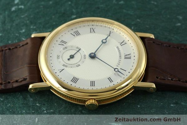 Used luxury watch Breguet Classique 18 ct gold manual winding Kal. 818/4 Ref. 1171A  | 150821 05