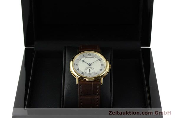 Used luxury watch Breguet Classique 18 ct gold manual winding Kal. 818/4 Ref. 1171A  | 150821 07
