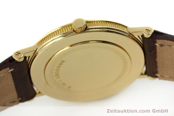 Used luxury watch Breguet Classique 18 ct gold manual winding Kal. 818/4 Ref. 1171A  | 150821 11