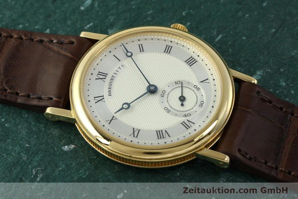 Used luxury watch Breguet Classique 18 ct gold manual winding Kal. 818/4 Ref. 1171A  | 150821 13