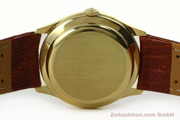 Used luxury watch Zenith * 18 ct gold automatic Kal. 2572PL Ref. 410.380  | 150822 09